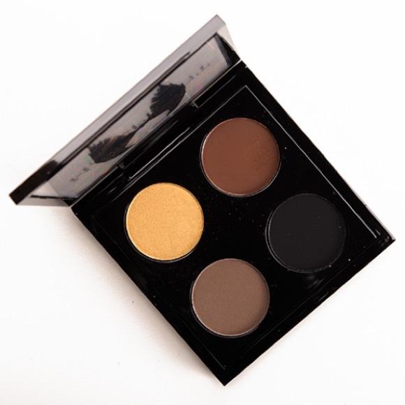 Mac Cosmetics Disney Maleficent Eye Shadow Quad Nwt